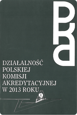 Report on the activity of PKA in 2013.