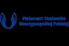 Logo Parlamentu Studentów Rzeczypospolitej Polskiej