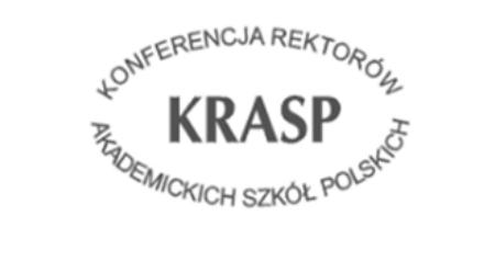 Logo Konferencji Rektorów Akademickich Szkół Polskich