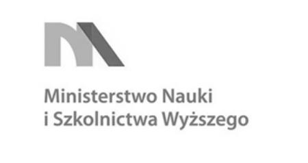 Logo Ministerstwa Nauki iSzkolnictwa Wyższego
