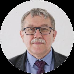 zdjęcie przedstawiające Przewodniczącego Polskiej Komisji Akredytacyjnej